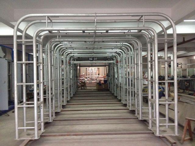 conveyor tunnel car washing China manufacturer